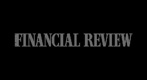 Australian Financial Review logo